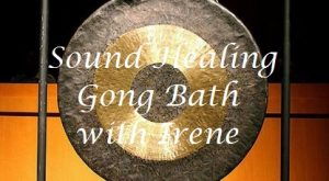 Sound Healing Gong Bath in the Salt Cave @ Salt of the Earth, Center for Healing